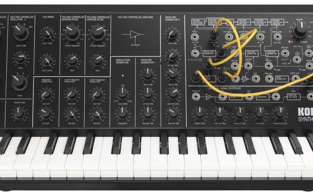 Choosing My First Analog Synth