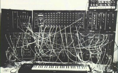 """Synth Programming, Vocals, and Organization: Producing """"Please Don't Come Home"""", Day 9"""